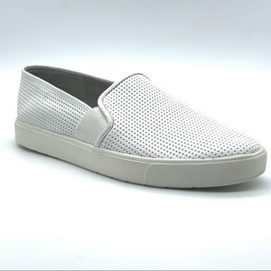 Vince Blair Perforated Leather Slip-On, 9M US